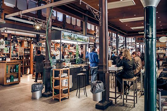 Mercado de San Miguel - Madrid Tapas Tours