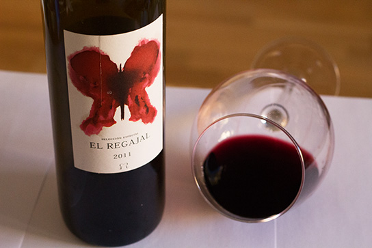 Spanish Wine Review of El Regajal Seleccion Especial from Madrid