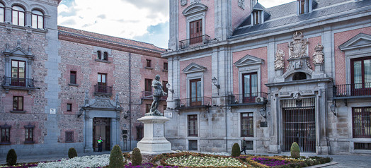 Madrid Plaza de la Villa